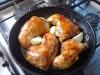 kurczak w sosie sojowym - pierwsze wrażenie