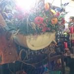 Wnętrze kwiaty