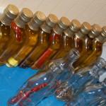 gotowe butelki